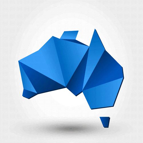 Australia Map 500x500 1