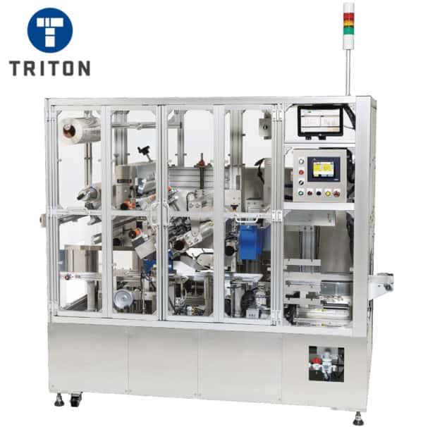 CTW-AH500 Full Automatic Linerless Label Machine