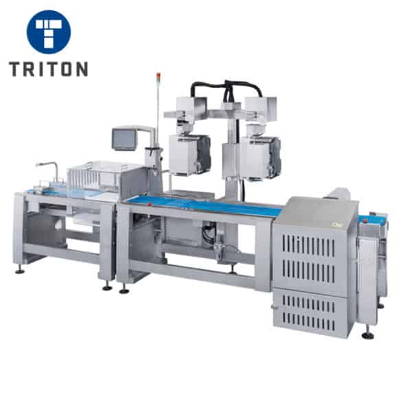 Automatic Price Weigh Label Applicator