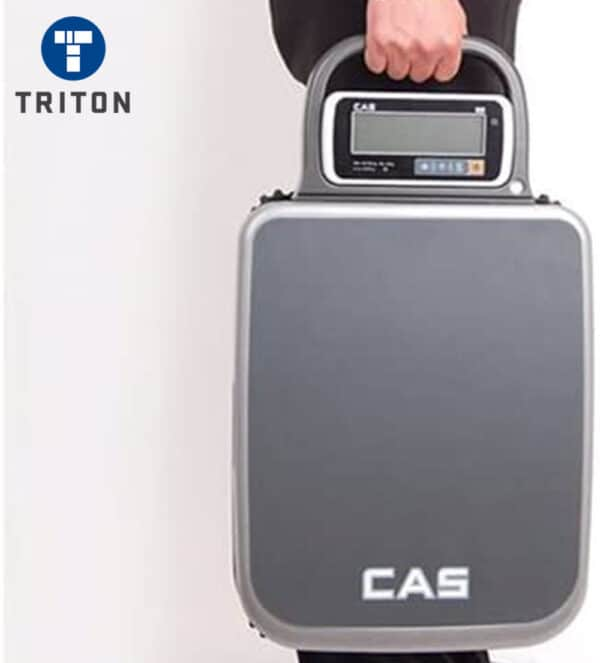 CAS PB Portable Benchtop Scale Carry