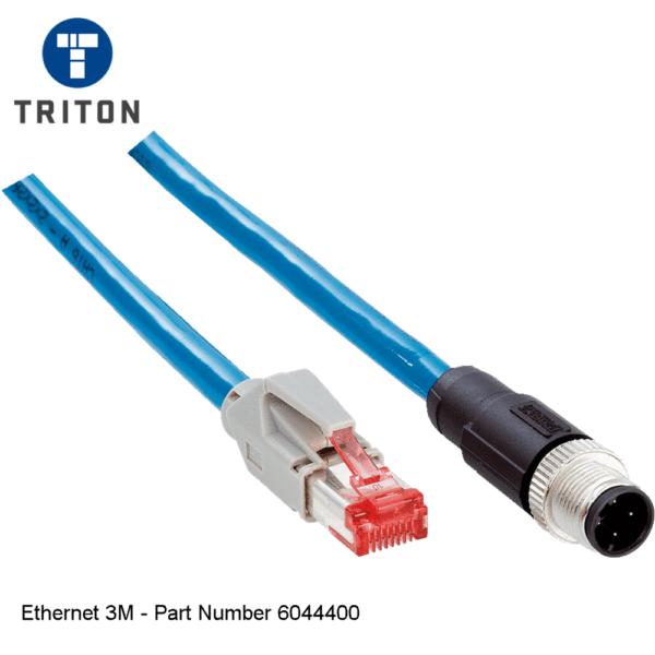 SICK Ethernet 3M - Part Number 6044400