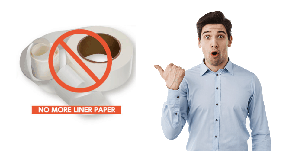 Linerless Labels No More Liners